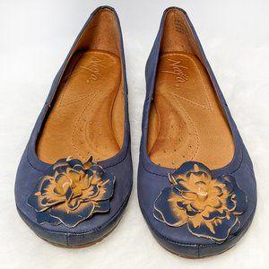 Naya Rustica Women's Leather Flats